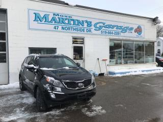 Used 2012 Kia Sportage SX for sale in St. Jacobs, ON