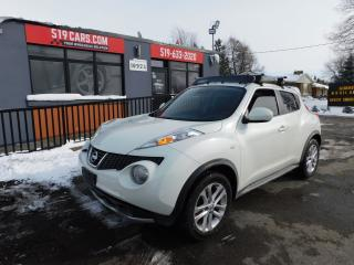 Used 2012 Nissan Juke SV|NAVI|BACKUP CARMERA|SUNROOF|BLUETOOTH for sale in St. Thomas, ON