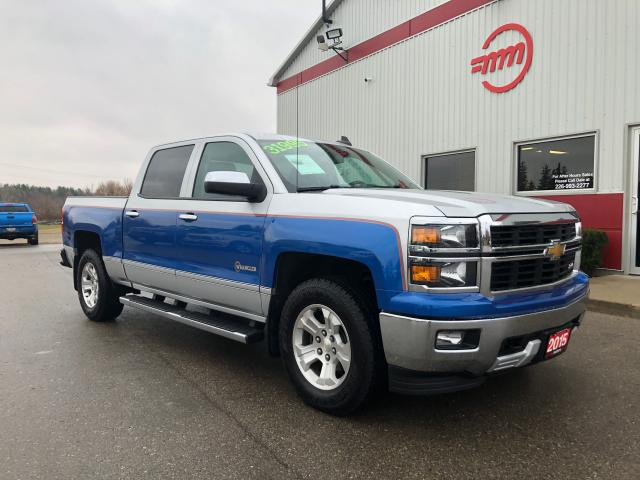 2015 Chevrolet Silverado 1500 LT, One of a kind custom truck!