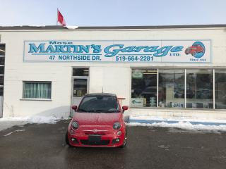 Used 2013 Fiat 500 Sport for sale in St. Jacobs, ON