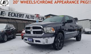 Used 2017 RAM 1500 SXT WITH REVERSE CAMERA!! for sale in Barrie, ON