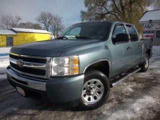 Used 2009 Chevrolet Silverado 1500 LS for sale in Oshawa, ON