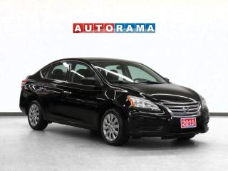Used 2015 Nissan Sentra S BLUETOOTH for sale in Toronto, ON