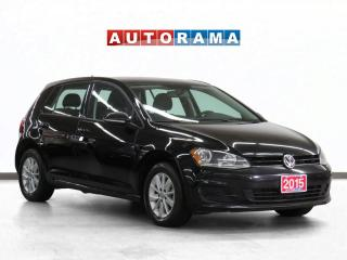 Used 2015 Volkswagen Golf Trendline Bluetooth Heated Seats for sale in Toronto, ON