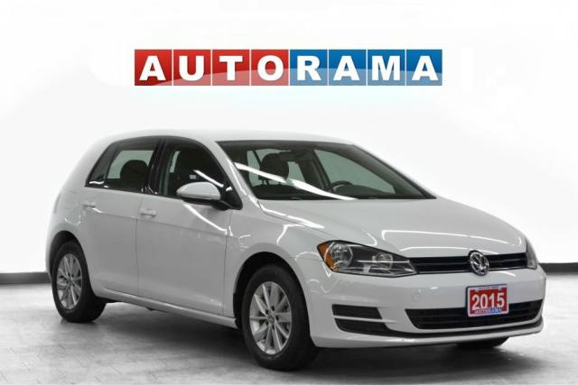 2015 Volkswagen Golf Trendline Bluetooth Heated Seats