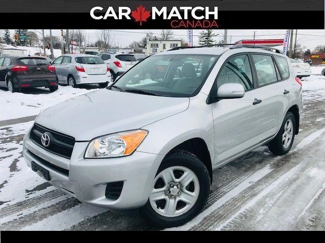 2010 Toyota RAV4 4WD / *AUTO* / NO ACCIDENTS