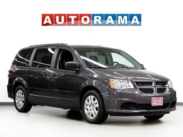 2015 Dodge Grand Caravan SXT Stow 'n' Go 7 Passenger