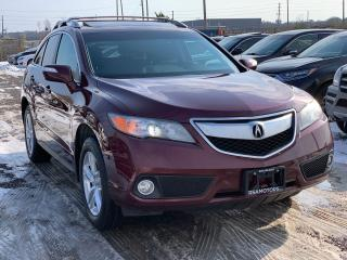 Used 2013 Acura RDX Tech Pkg for sale in Oakville, ON