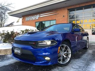 Used 2019 Dodge Charger GT RWD Sunroof Navi Rear Cam Park Assist Certi* for sale in Concord, ON