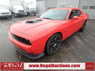 Used 2017 Dodge CHALLENGER RT 392 SHAKER 2D COUPE 6.4L for sale in Calgary, AB