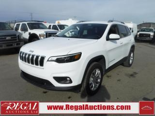 Used 2019 Jeep Cherokee North 4D Utility AWD 2.4L for sale in Calgary, AB