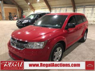 Used 2012 Dodge Journey SE 4D Utility FWD for sale in Calgary, AB