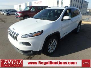 Used 2016 Jeep Cherokee North 4D Utility 4WD 2.4L for sale in Calgary, AB