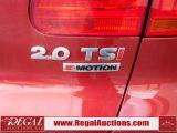 2016 Volkswagen TIGUAN COMFORTLINE 4D UTILITY 4MOTION 2.0