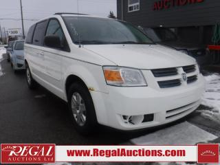 Used 2008 Dodge Grand Caravan SE 4D Wagon for sale in Calgary, AB