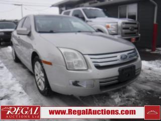 Used 2007 Ford Fusion SEL 4D Sedan V6 for sale in Calgary, AB