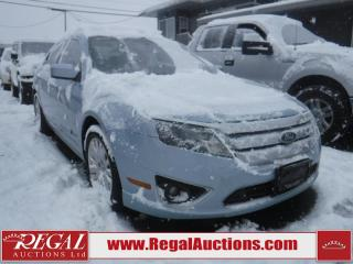 Used 2010 Ford Fusion Hybrid 4D Sedan for sale in Calgary, AB