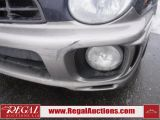 2002 Subaru Impreza Outback 4D Sport Wagon