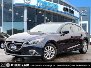 Used 2015 Mazda MAZDA3 GS |NO ACCIDENTS|1.99% FINANCING AVAILABLE for sale in Mississauga, ON