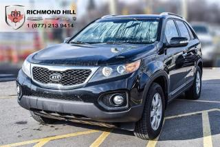 Used 2011 Kia Sorento 2.4L LX FWD at for sale in Richmond Hill, ON