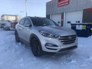 Used 2017 Hyundai Tucson SE 1.6 for sale in Edmonton, AB