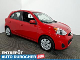 Used 2015 Nissan Micra SV  Automatique - AIR CLIMATISÉ -Groupe Électrique for sale in Laval, QC
