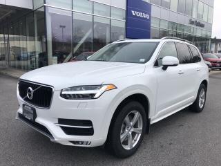 New 2019 Volvo XC90 T5 Momentum Demo Sale Special! for sale in Surrey, BC