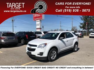Used 2012 Chevrolet Equinox LS for sale in London, ON