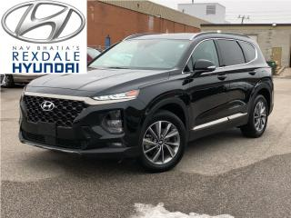 Used 2019 Hyundai Santa Fe 2.4L Preferred AWD w-Dark Chrome Accent for sale in Toronto, ON