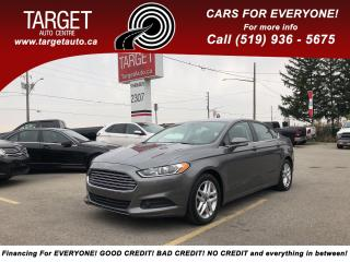 Used 2014 Ford Fusion SE, Drives Great, Very Clean and More *** for sale in London, ON