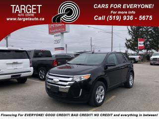Used 2012 Ford Edge SEL Fully Loaded;Alloys, Leather, Roof, Navi, AWD for sale in London, ON