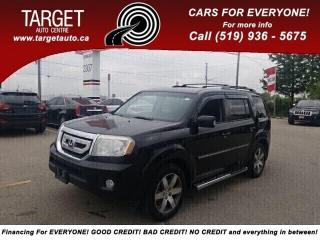 Used 2011 Honda Pilot Touring, Drives Great, Very Clean for sale in London, ON