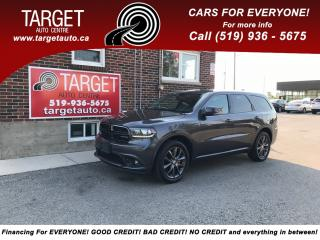 Used 2017 Dodge Durango GT for sale in London, ON