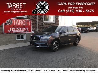 Used 2017 Acura MDX Tech pkg for sale in London, ON
