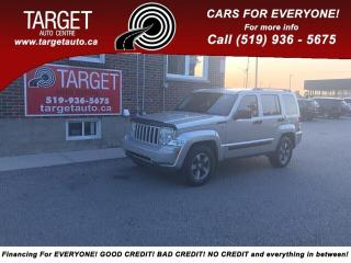 Used 2008 Jeep Liberty Sport for sale in London, ON