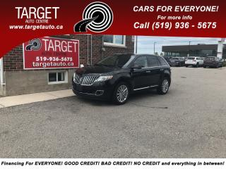 Used 2011 Lincoln MKX Fully Loaded, Leather, Navi for sale in London, ON