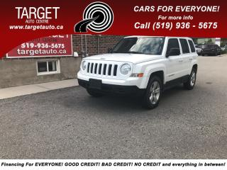 Used 2011 Jeep Patriot SPORT for sale in London, ON