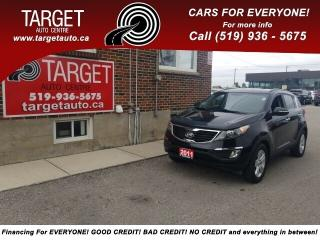 Used 2011 Kia Sportage EX for sale in London, ON
