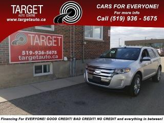 Used 2013 Ford Edge SEL  Leather Navi for sale in London, ON