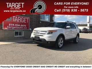Used 2013 Ford Explorer LIMITED for sale in London, ON