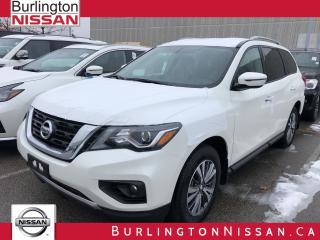 New 2020 Nissan Pathfinder SV Tech for sale in Burlington, ON