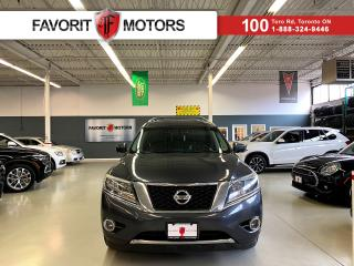 Used 2014 Nissan Pathfinder Platinum Premium *CERTIFIED!* |360 CAM|NAV|DVD| for sale in North York, ON