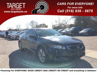 Used 2008 Honda Accord COUPE EX-L for sale in London, ON