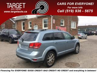 Used 2013 Dodge Journey SXT/Crew for sale in London, ON