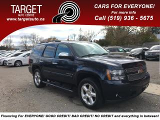 Used 2008 Chevrolet Tahoe LTZ for sale in London, ON