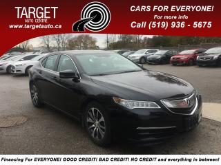 Used 2016 Acura TLX Tech for sale in London, ON