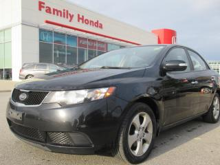 Used 2010 Kia Forte 4dr Sdn Auto EX for sale in Brampton, ON