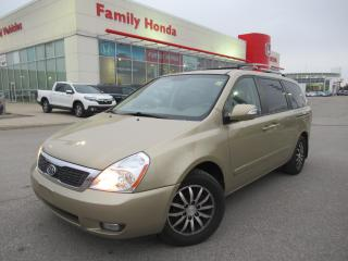 Used 2011 Kia Sedona 4dr Wgn EX for sale in Brampton, ON
