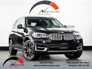 Used 2016 BMW X5 xDrive35d|Navigation|Intelligent Safety|Heads Up Disp|Pano for sale in Vaughan, ON