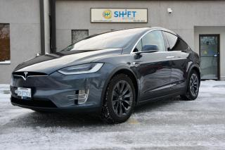 Used 2017 Tesla Model X 100D AUTOPILOT, SIX SEATER, LOADED, LOW KM ACCIDENT FREE for sale in Burlington, ON